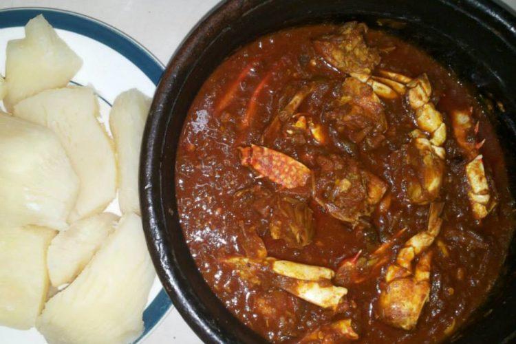 Crab Roast/ Kerala Style Njandu Roast
