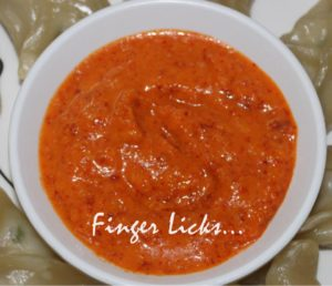 Garlic Red Chilly Hot Sauce