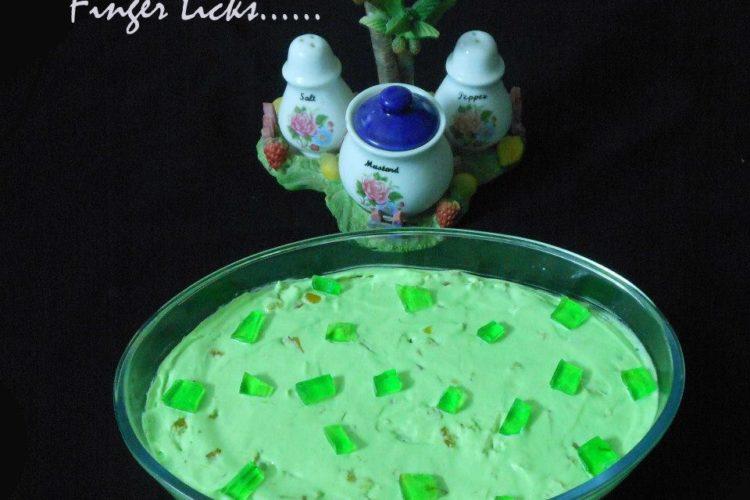 Pistachio pudding/ Crystal Pista Pudding