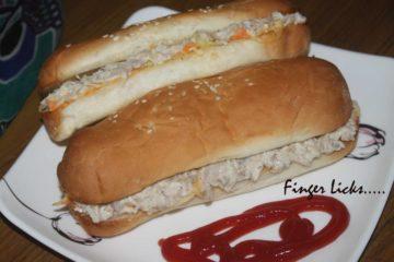 Chicken Mayo Sandwich
