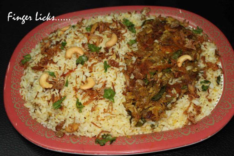 Malabar Fish Biriyani