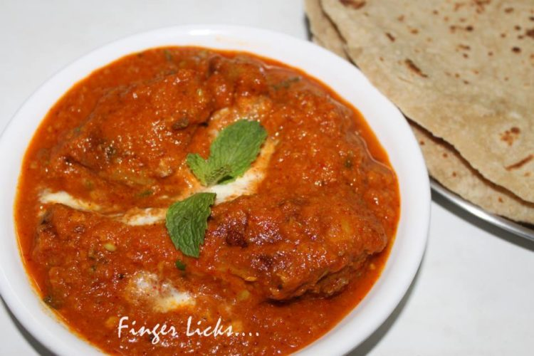 Butter Chicken (North Indian Style)