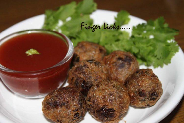 Kerala Style Beef Balls