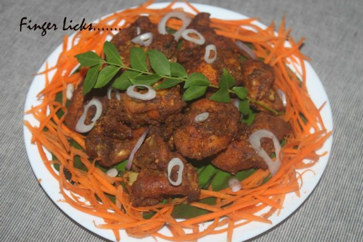 Travancore Chicken Fry